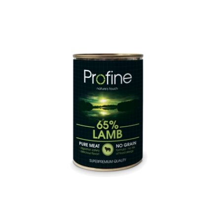 Profine Pure Meat Lam 400gr