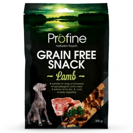 Profine Grainfree Snack 200gr Lam