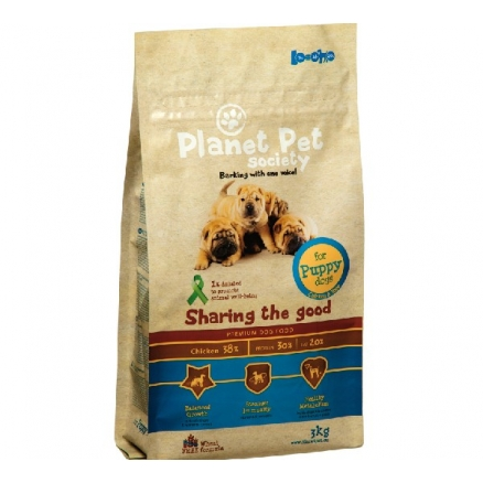 Planet Pet Puppy 3 kg