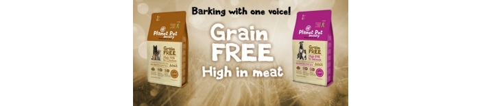Planet Pet Grainfree