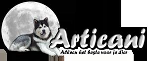 Articani Hondenvoeding